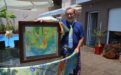 Manuel Rincón irrumpe en la moda