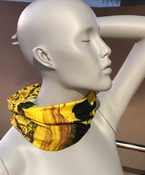 Braga para el cuello coleccion Manolo Rincón